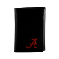 Alabama Leather Tri Fold Men's Wallet