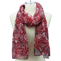 Paisley Scarf University of Alabama