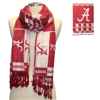 Shawls University of Alabama