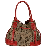 The Endall Handbag Shoulder Bag Purse Alabama