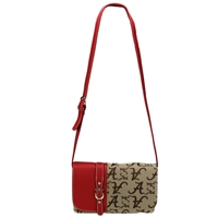 The Navajo Cross Body Bag Alabama Crimson Tide