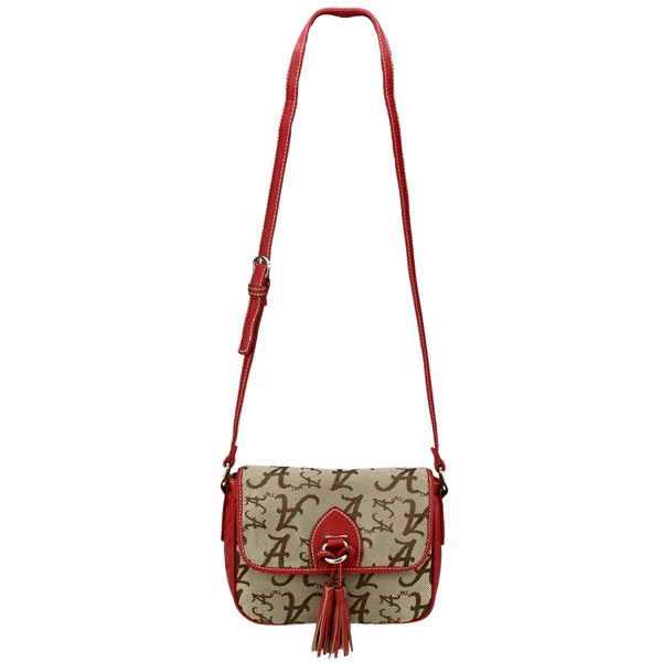 The Vintage Handbag Crossbody Bag Alabama Crimson Tide