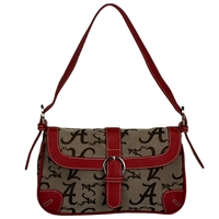 Darling Handbag Alabama Crimson Tide Small Shoulder Purse