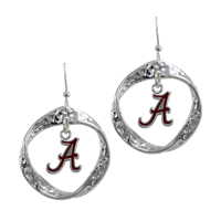 University of Alabama Eartha Earrings
