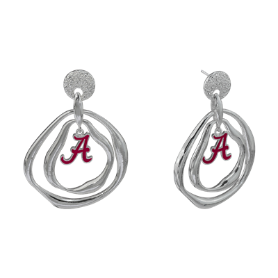 ALABAMA 4043 | LOGO EARRINGS
