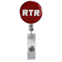 ALABAMA BADGE REEL | GRAY