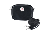 ALABAMA LEATHER CROSSBODY | STADIUM COMPLIANT