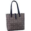 Auburn Signature Handbag Toasty