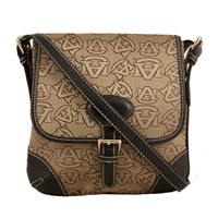 The Trendsetter Crossbody Bag Auburn Tigers