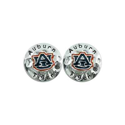 AUBURN 4001 | Circular Script Earrings Eunice