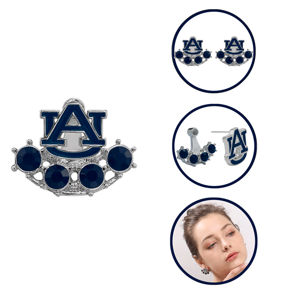AUBURN 4042 | 3D EARRINGS