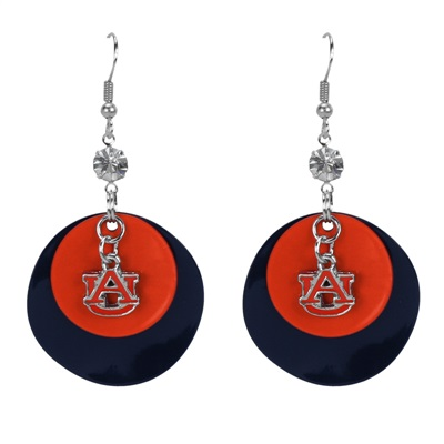 AUBURN 416 | Double Layer Charm Earrings