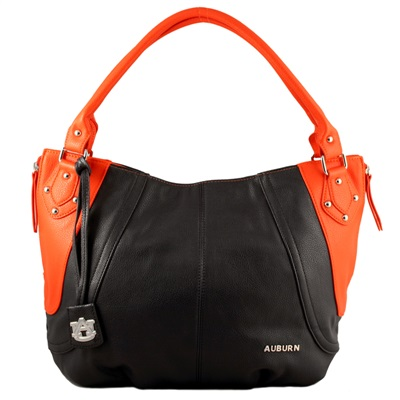 The Sultan Handbag Purse Auburn Tigers