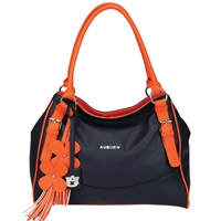 The Jet Set Handbag Purse Auburn Tigers