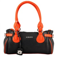 The Baywood Handbag Purse Auburn Tigers