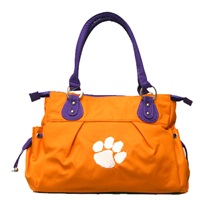 Clemson Cameron Handbag Shoulder Purse Tiger