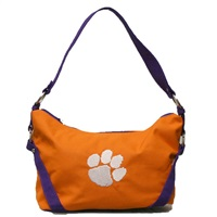Bella Handbag Shoulder Purse Clemson