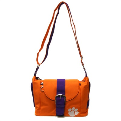 Clemson Kirsten Handbag Crossbody Purse Tigers