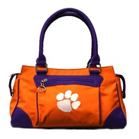 Clemson Allie Small Handbag Shoulder Purse Tiger