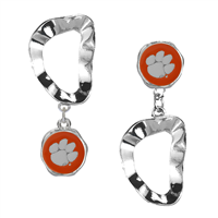 ERMA EARRINGS | CLEMSON