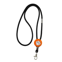 Cloth Lanyard | Clemson