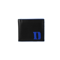 DUKE 6607 | Leather Bi Fold Men's Wallet