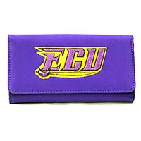 ECU Women's Tri Fold Wallet