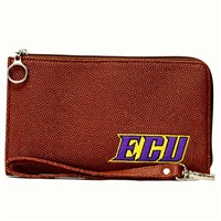 Football Wrist Bag | East Carolina