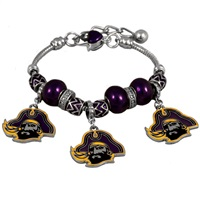 Triple Bead Bracelet | East Carolina