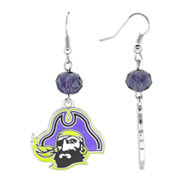ECU 402 | Beaded Drop Earrings
