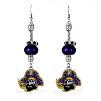 Homecoming Pride Earrings | East Carolina