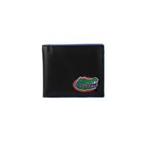 Florida Leather Bi Fold Men's Wallet
