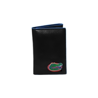 Florida Leather Tri Fold Men's Wallet