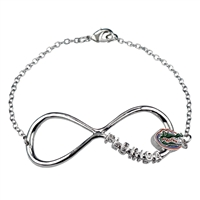 Infinity Bracelet University of Florida Gators
