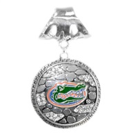 Ornate Scarf Pendant University of Florida