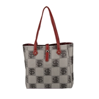 Florida St Signature Handbag Toasty