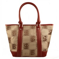 The International Handbag Shoulder Tote Bag Purse Florida State Seminoles
