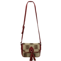 The Vintage Handbag Crossbody Bag Florida State Seminoles