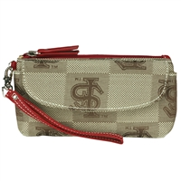 Florida  St Signature Wrist Bag Wilma