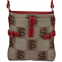 FLORIDA STATE 8983 | Florida St Signature Crossbody Chrissy