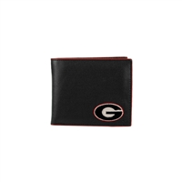 GEORGIA 6607 | Leather Bi Fold Men's Wallet