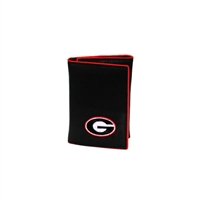 Georgia Leather Tri Fold Men's Wallet