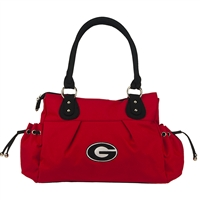 The Cameron Handbag Georgia Bulldogs Shoulder