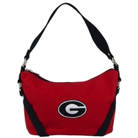 Bella Handbag Shoulder Purse Georgia Bulldog UGA
