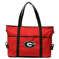 The Jamie Handbag Shoulder Bag Tote Georgia Bulldogs