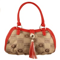 The Patriot Handbag Shoulder Bag Purse Georgia Bulldogs