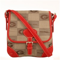 The Trendsetter Crossbody Bag Georgia Bulldogs