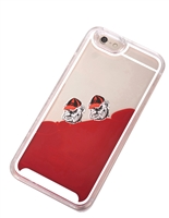 GA Bulldogs iPhone 6 Case