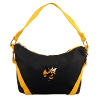 Bella Handbag Shoulder Purse Georgia Tech