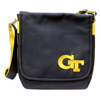 Georgia Tech Foley Crossbody Handbag Purse Yellow Jackets